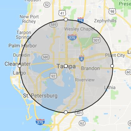 Tampa FL Location