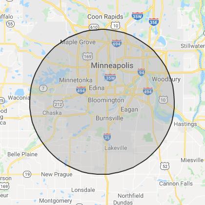 Bloomington Mn Location